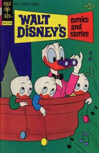 Cover Thumbnail for Walt Disney's Comics and Stories (Western, 1962 series) #v37#7 (439) [Gold Key]