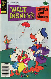Cover Thumbnail for Walt Disney's Comics and Stories (Western, 1962 series) #v37#9 (441) [Gold Key]