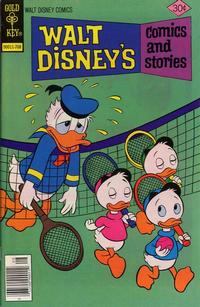 Cover Thumbnail for Walt Disney's Comics and Stories (Western, 1962 series) #v37#11 (443) [Gold Key]