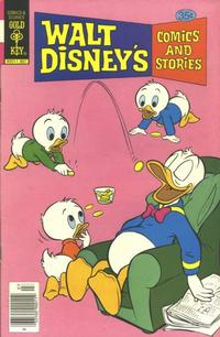 Cover Thumbnail for Walt Disney's Comics and Stories (Western, 1962 series) #v38#10 / 454