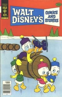 Cover Thumbnail for Walt Disney's Comics and Stories (Western, 1962 series) #v39#5 / 461 [Gold Key]