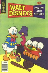 Cover Thumbnail for Walt Disney's Comics and Stories (Western, 1962 series) #v39#11 / 467 [Gold Key]