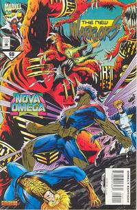Cover Thumbnail for The New Warriors (Marvel, 1990 series) #60
