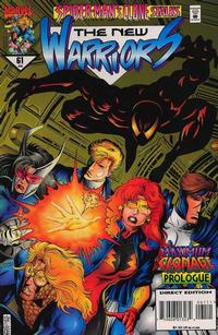 Cover Thumbnail for The New Warriors (Marvel, 1990 series) #61
