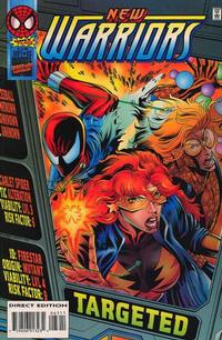 Cover Thumbnail for The New Warriors (Marvel, 1990 series) #63