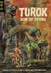 Cover Thumbnail for Turok, Son of Stone (Western, 1962 series) #31