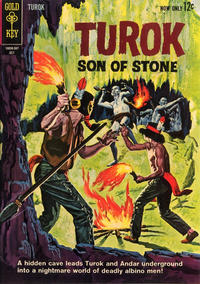 Cover Thumbnail for Turok, Son of Stone (Western, 1962 series) #34