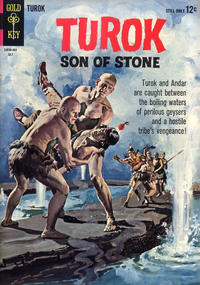 Cover Thumbnail for Turok, Son of Stone (Western, 1962 series) #40