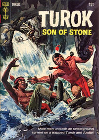Cover Thumbnail for Turok, Son of Stone (Western, 1962 series) #43