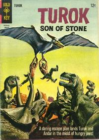 Cover Thumbnail for Turok, Son of Stone (Western, 1962 series) #49