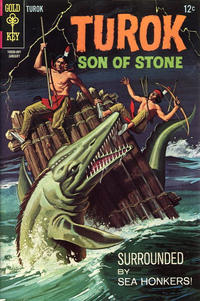 Cover Thumbnail for Turok, Son of Stone (Western, 1962 series) #60