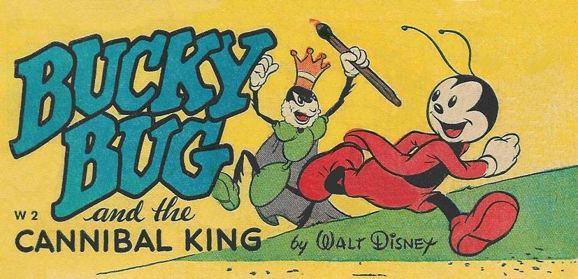 Cover for Walt Disney's Comics - Cheerios Set W (Western, 1947 series) #2