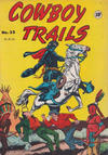 Cover for Cowboy Trails (Bell Features, 1949 series) #32