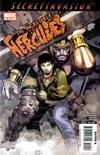 Cover for Incredible Hercules (Marvel, 2008 series) #119