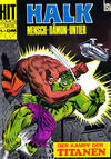 Cover for Hit Comics (BSV - Williams, 1966 series) #115