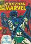 Cover for Hit Comics Captain Marvel (BSV - Williams, 1970 series) #203
