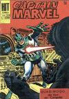 Cover for Hit Comics Captain Marvel (BSV - Williams, 1970 series) #204