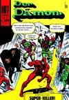 Cover for Hit Comics Der Dämon (BSV - Williams, 1972 series) #1