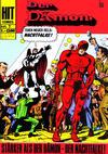 Cover for Hit Comics Der Dämon (BSV - Williams, 1972 series) #2