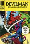 Cover for Hit Comics Devil-Man (BSV - Williams, 1970 series) #212
