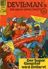 Cover for Hit Comics Devil-Man (BSV - Williams, 1970 series) #213