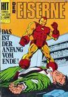 Cover for Hit Comics Der Eiserne (BSV - Williams, 1971 series) #204
