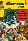 Cover for Hit Comics Die fantastischen Vier (BSV - Williams, 1970 series) #226