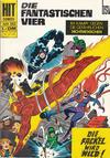 Cover for Hit Comics Die fantastischen Vier (BSV - Williams, 1970 series) #203