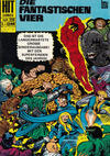 Cover for Hit Comics Die fantastischen Vier (BSV - Williams, 1970 series) #228