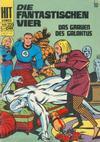 Cover for Hit Comics Die fantastischen Vier (BSV - Williams, 1970 series) #229