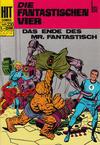 Cover for Hit Comics Die fantastischen Vier (BSV - Williams, 1970 series) #230