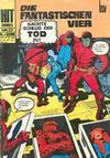 Cover for Hit Comics Die fantastischen Vier (BSV - Williams, 1970 series) #231