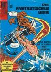 Cover for Hit Comics Die fantastischen Vier (BSV - Williams, 1970 series) #232