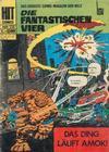 Cover for Hit Comics Die fantastischen Vier (BSV - Williams, 1970 series) #236