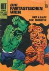 Cover for Hit Comics Die fantastischen Vier (BSV - Williams, 1970 series) #237