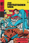 Cover for Hit Comics Die fantastischen Vier (BSV - Williams, 1970 series) #240