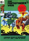 Cover for Hit Comics Die fantastischen Vier (BSV - Williams, 1970 series) #241