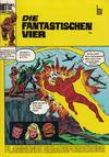Cover for Hit Comics Die fantastischen Vier (BSV - Williams, 1970 series) #243