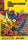 Cover for Hit Comics Die fantastischen Vier (BSV - Williams, 1970 series) #246