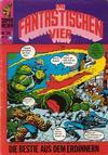 Cover for Hit Comics Die fantastischen Vier (BSV - Williams, 1970 series) #250
