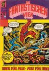 Cover for Hit Comics Die fantastischen Vier (BSV - Williams, 1970 series) #252