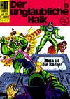 Cover for Hit Comics Der unglaubliche Halk (BSV - Williams, 1971 series) #211