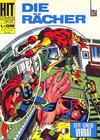 Cover for Hit Comics Die Rächer (BSV - Williams, 1971 series) #211