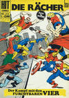 Cover for Hit Comics Die Rächer (BSV - Williams, 1971 series) #212