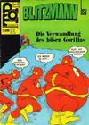 Cover for Top Comics Blitzmann (BSV - Williams, 1970 series) #100