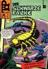 Cover for Top Comics Der Schwarze Falke (BSV - Williams, 1970 series) #117