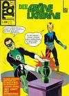 Cover for Top Comics Die Grüne Laterne (BSV - Williams, 1970 series) #101