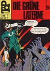 Cover for Top Comics Die Grüne Laterne (BSV - Williams, 1970 series) #112