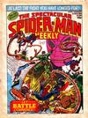 Cover for The Spectacular Spider-Man Weekly (Marvel UK, 1979 series) #368
