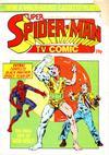 Cover for Super Spider-Man TV Comic (Marvel UK, 1981 series) #468